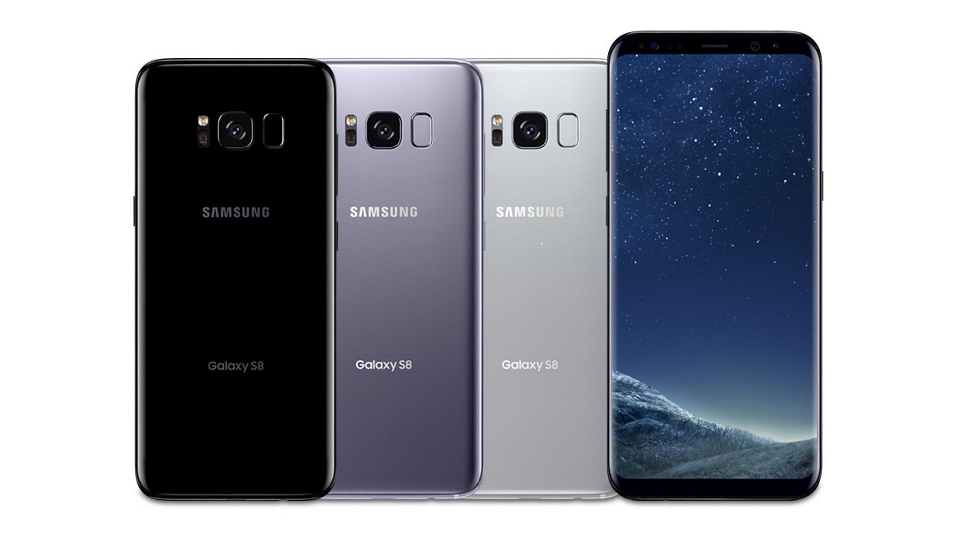 ドイツ/フランス/スペイン/イタリアのAmazonが「Galaxy S8(SM-G950F)/ S8+(SM-G955F)」の予約を開始、それぞれ日本直送に対応