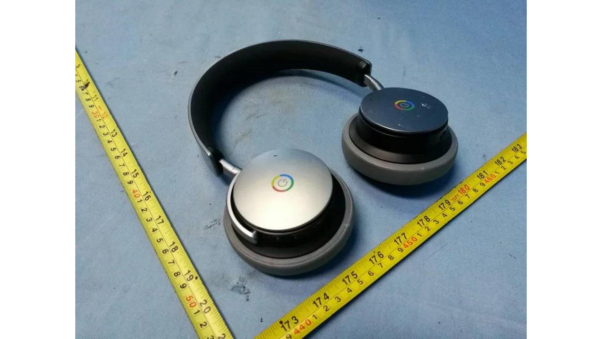 Google ブランドのオーバーヘッド型 Bluetooth ヘットセット「GID5B」が FCC の認証を取得