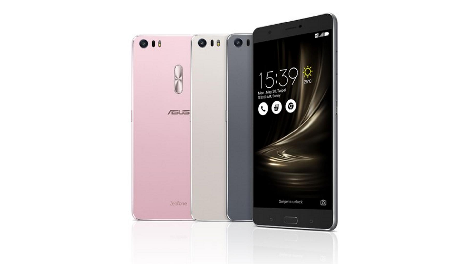 国内向け「ZenFone 3 Ultra(ZU680KL)」にAndroid 7.0アップデートがついに配信