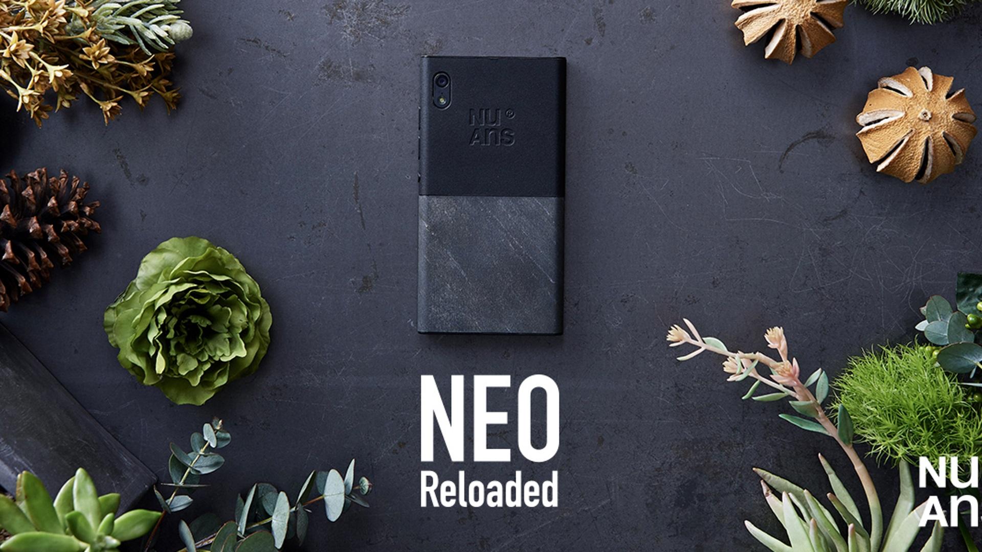 「NuAns NEO [Reloaded]」の発売が6月上旬に延期
