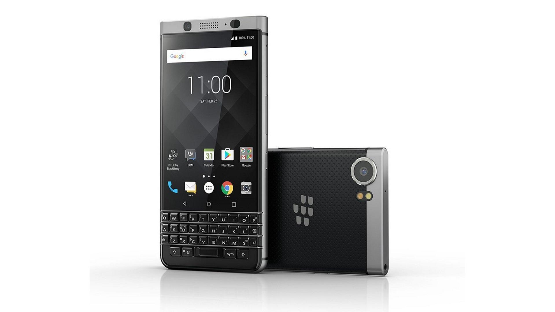 「BlackBerry KEYone(BBB100-1)」は供給が進んでいる模様、BBB100-3は依然まだ