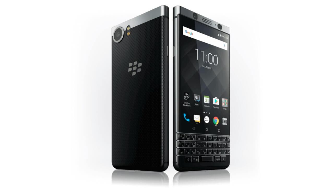 国内版「BlackBerry KEYone」台数限定特価【ビックカメラ.com スペシャルセール】