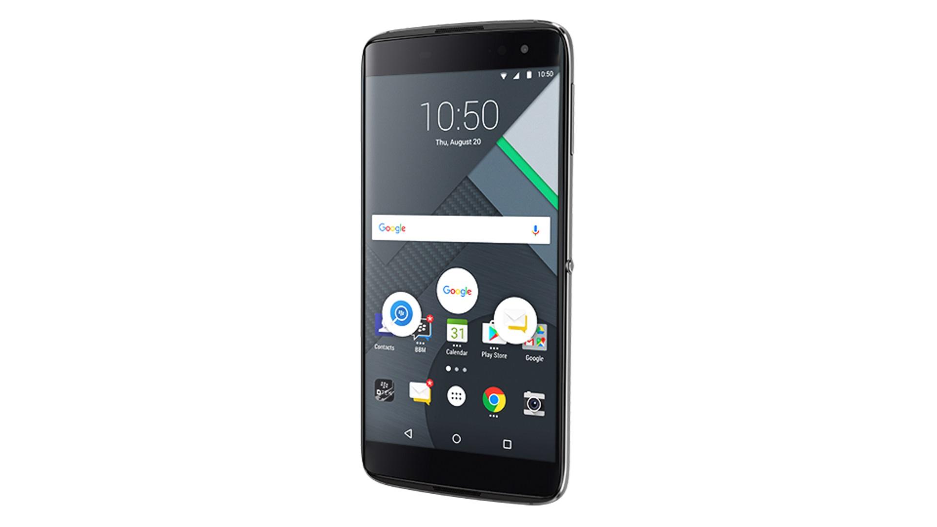 米BlackBerry公式サイトで「DTEK60」の販売が終了
