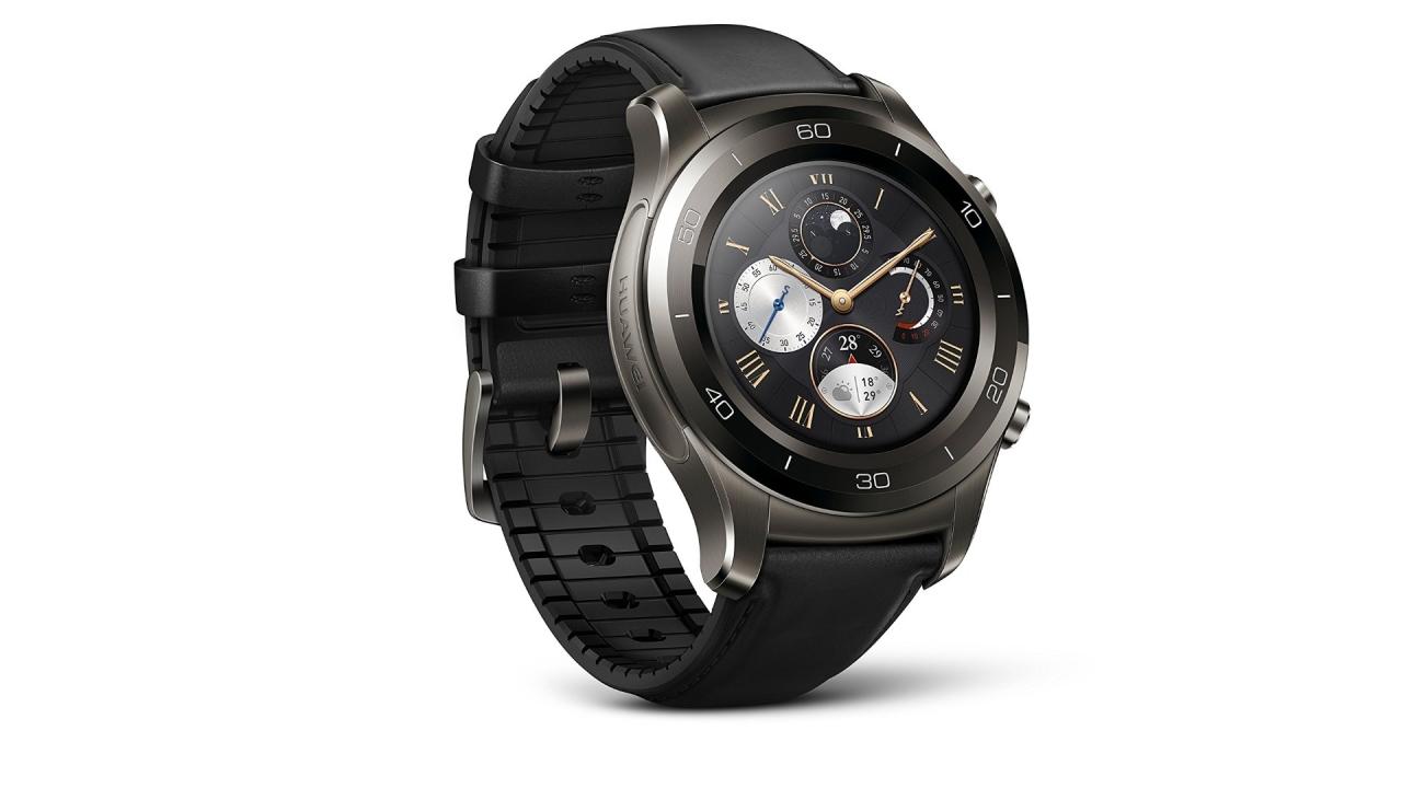 米Amazonで「Huawei Watch 2 Classic」が41%引きの$219.99に