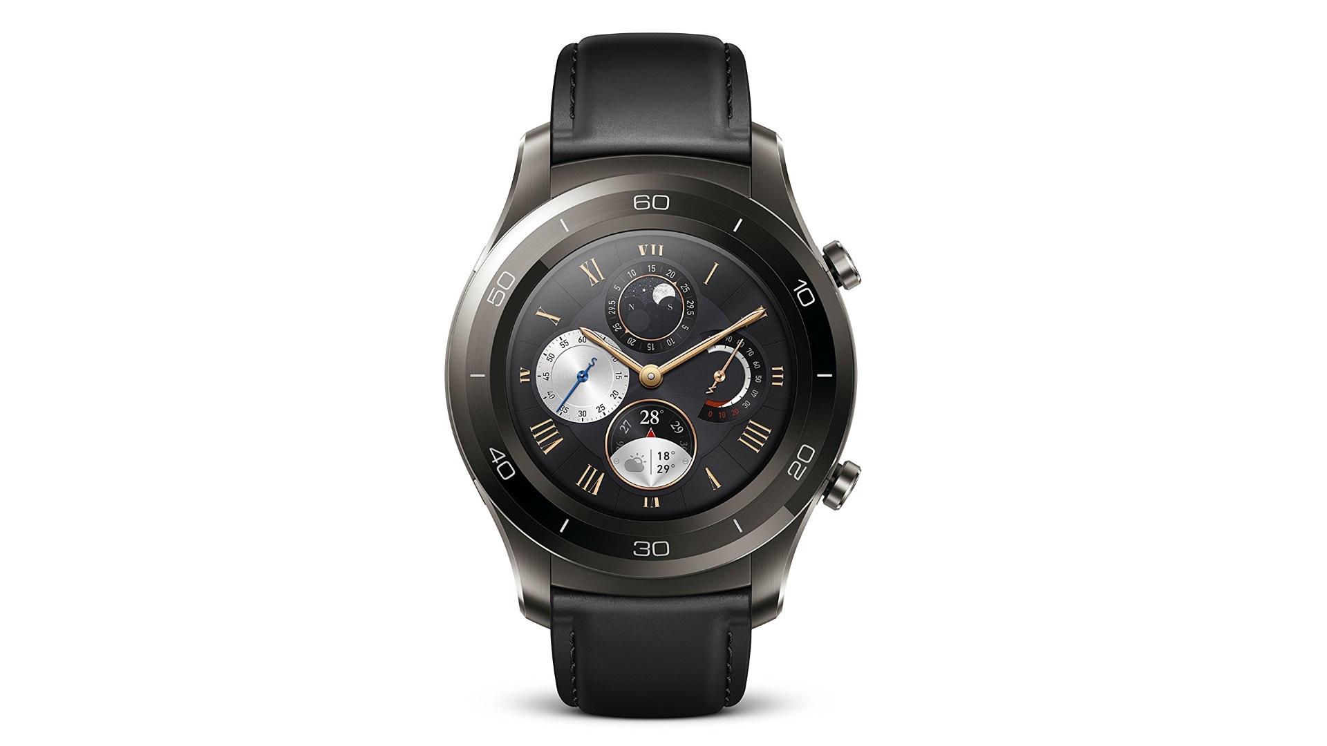 英Amazonに「Huawei Watch 2 Classic」が入荷!直輸入可能に