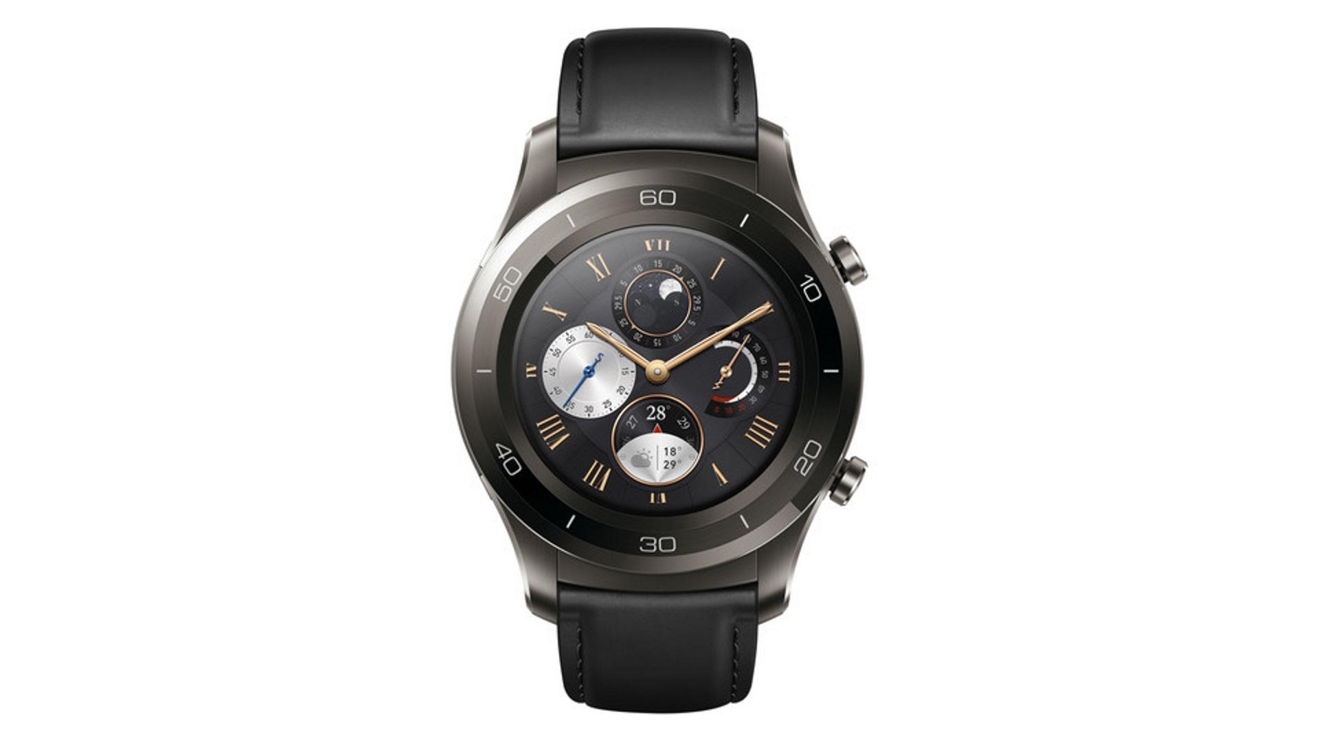 「Huawei Watch 2 Classic」が米国で発売、B&H から直輸入が可能に