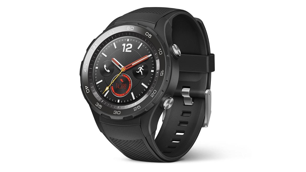 英Amazonで「Huawei Watch 2」セルラーモデルが最安値を更新、輸入総額約37,000円