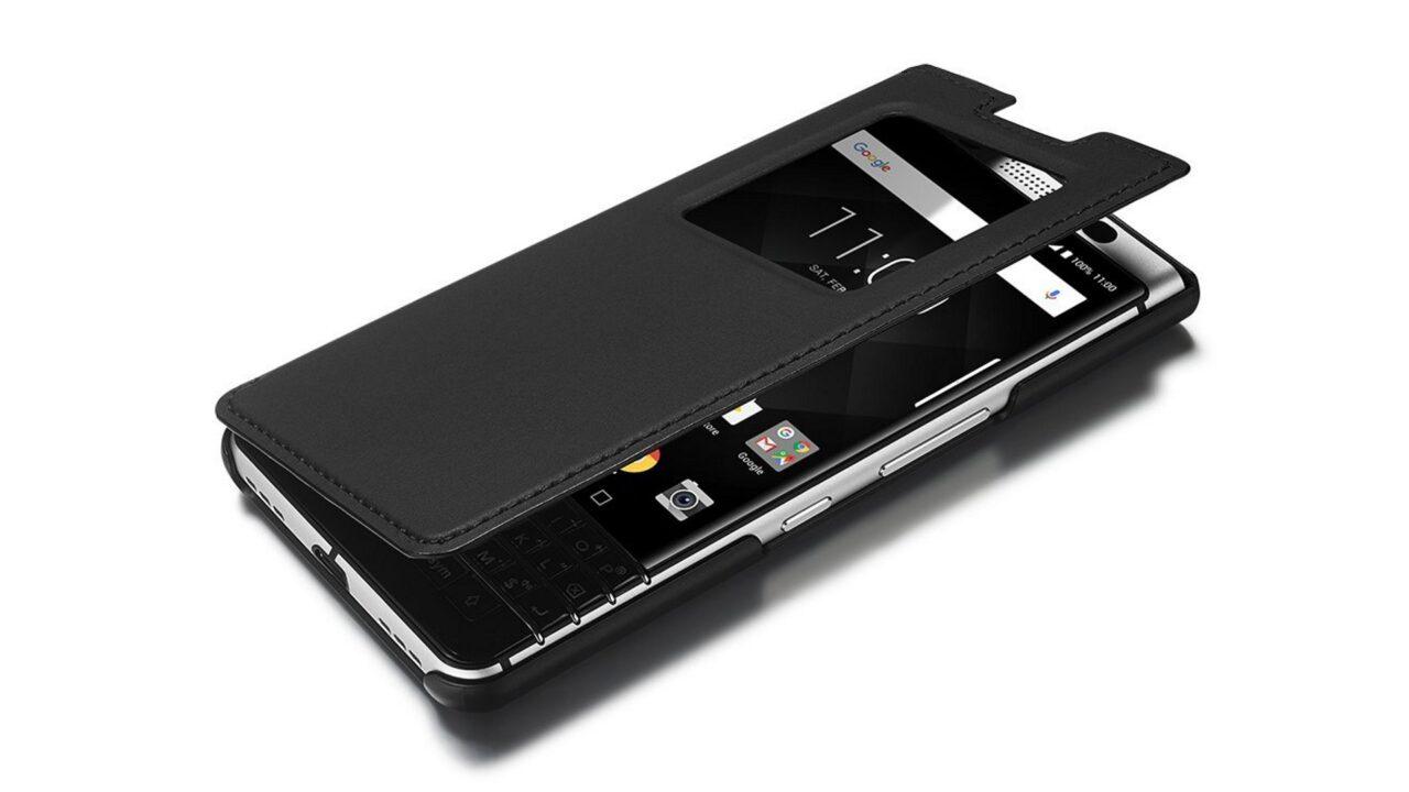 米Amazonで「BlackBerry KEYone」用純正ケース3点が発売中