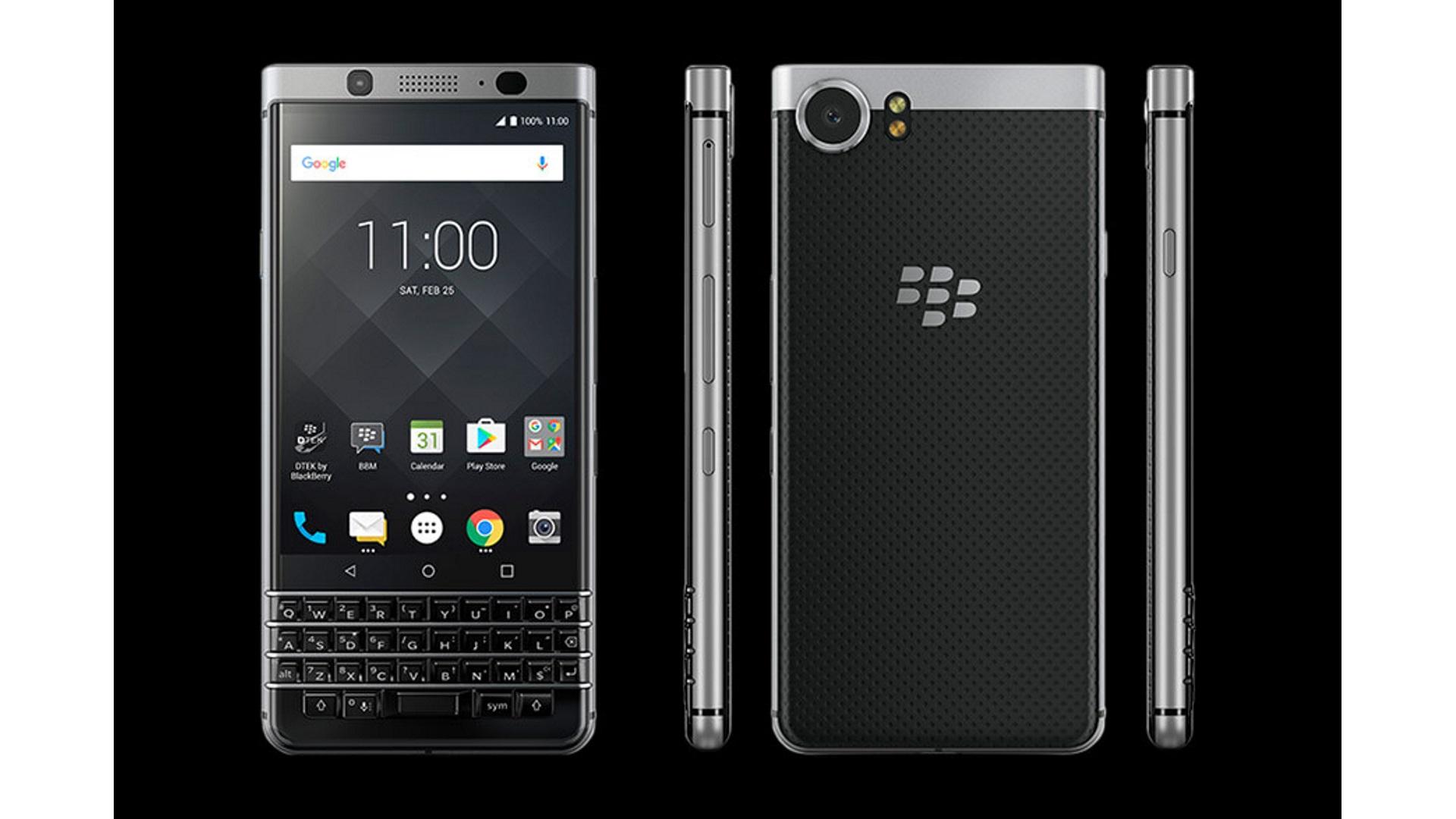 国内版「BlackBerry KEYone」の型番は「BBB100-6」
