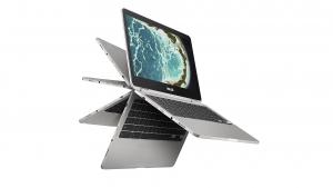 「ASUS Chromebook Flip C302CA」ついに国内投入発表、8GB RAMモデルも