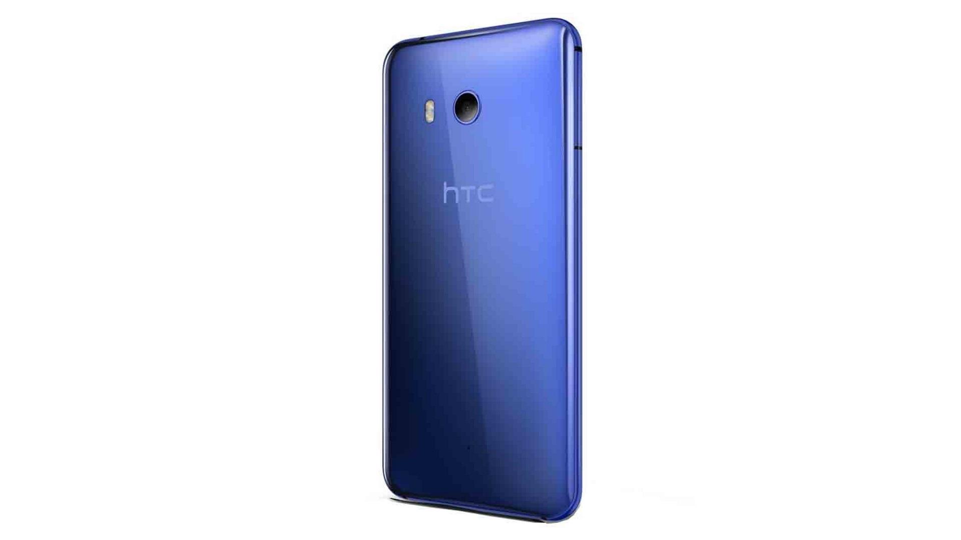 """英Handtecに「HTC U11」がついに入荷、まずは""""サファイアブルー""""から"""
