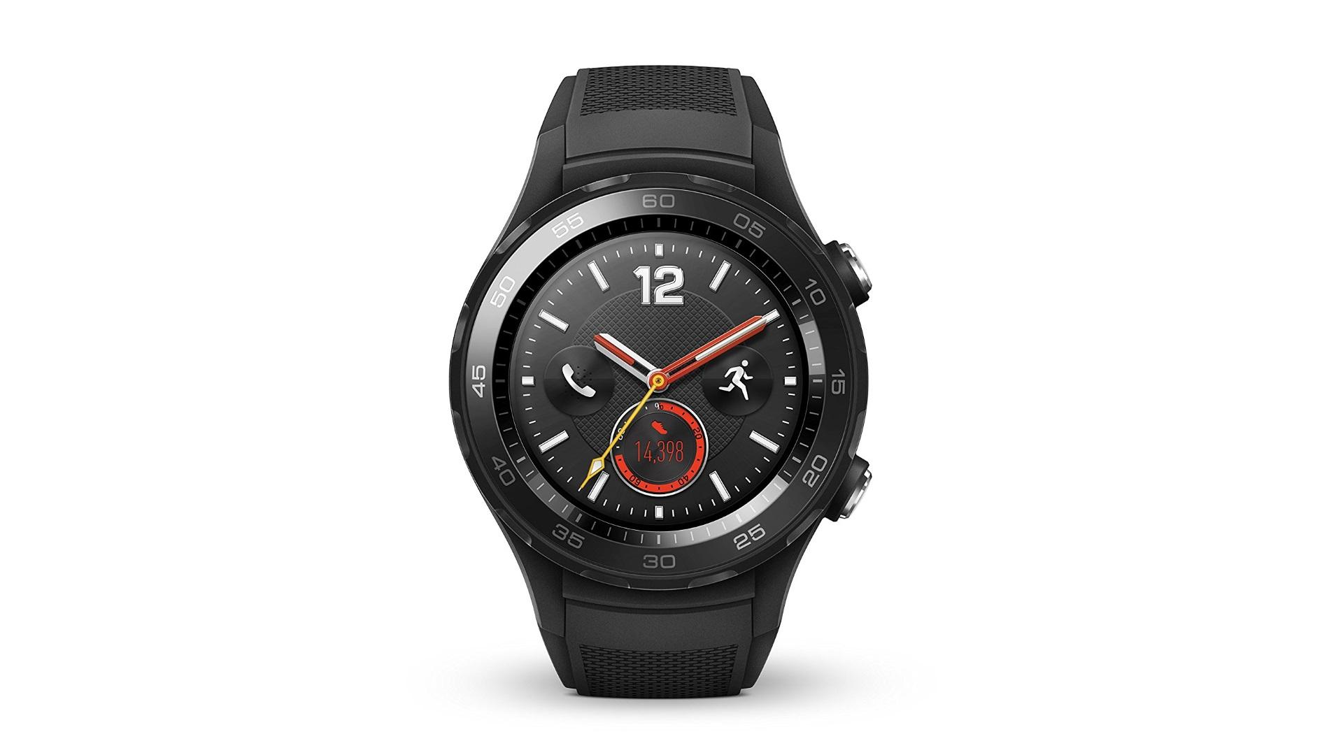 「Huawei Watch 2」セルラーモデルがついに40,000円以下で入手可能に!