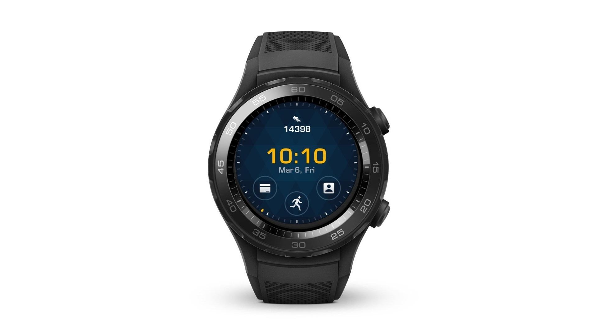 国内Amazonで「Huawei Watch 2」が9%引きに
