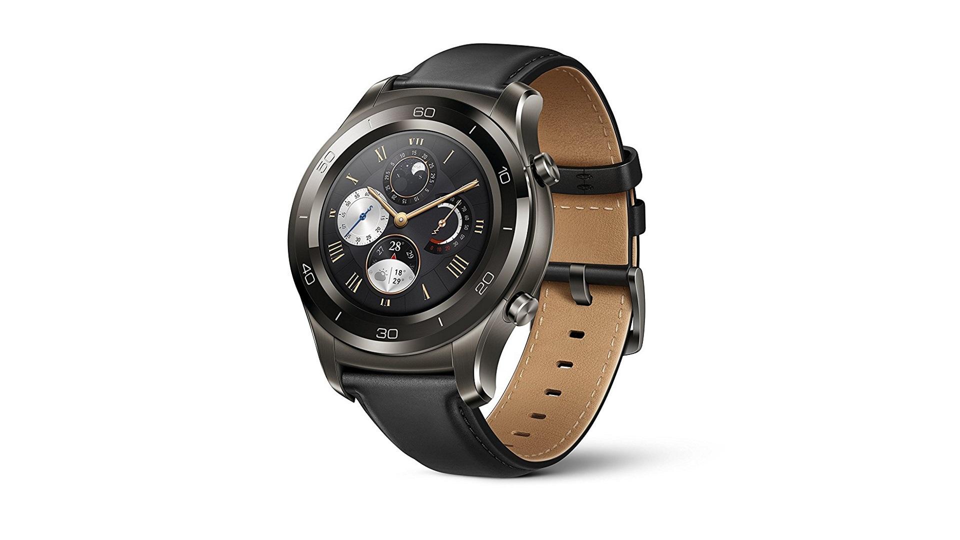 日本未発売「Huawei Watch 2 Classic」が仏Amazonで激安、ただし未入荷