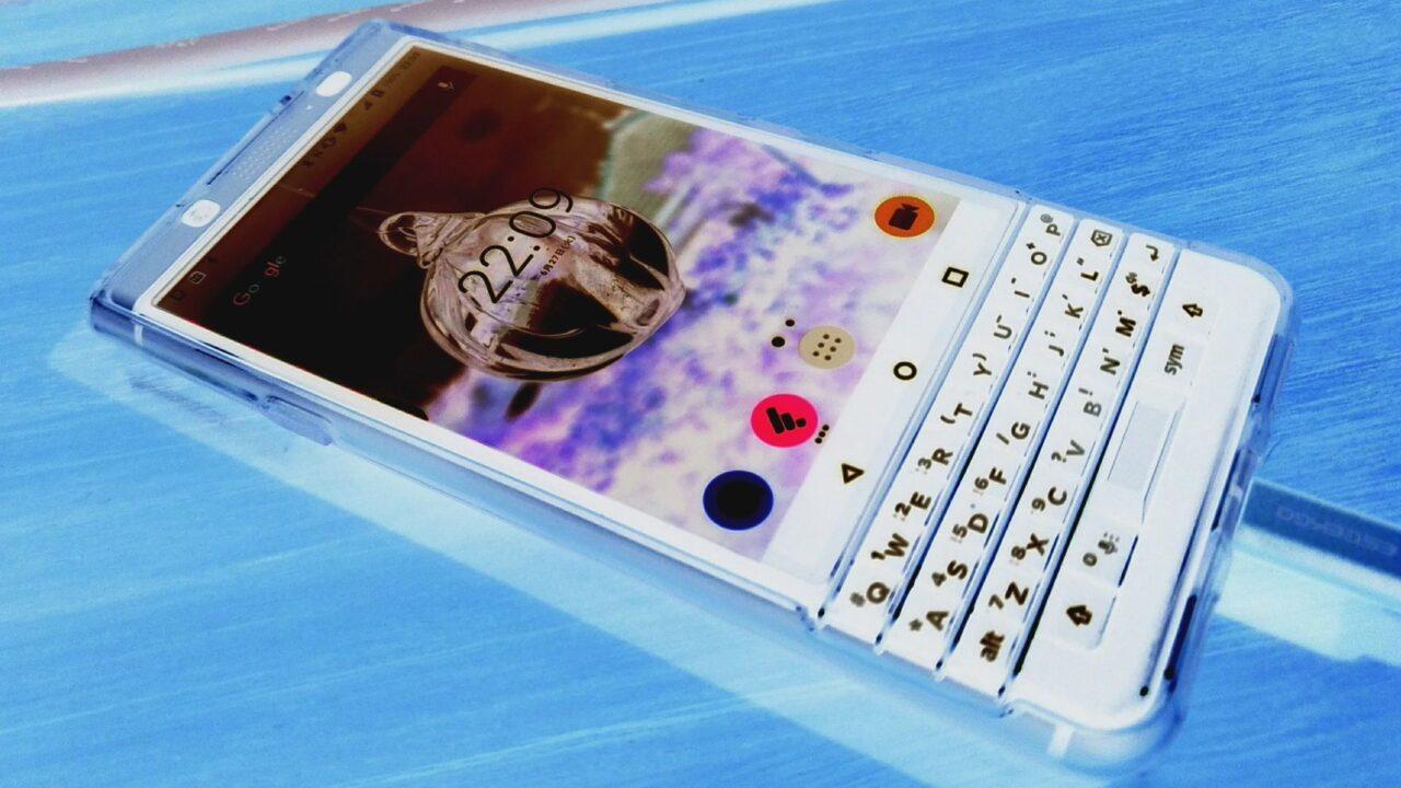 「KEYone(BBB100-3)」VoLTE対応UQ mobile SIMで通話検証【レポート】