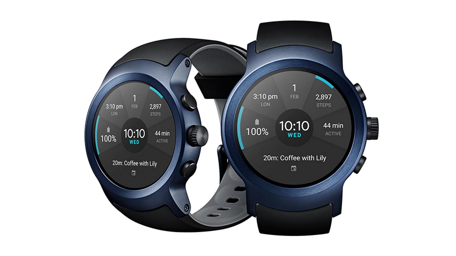 「LG Watch Sport」は台湾でも発売へ、LTEはBand 3のみ