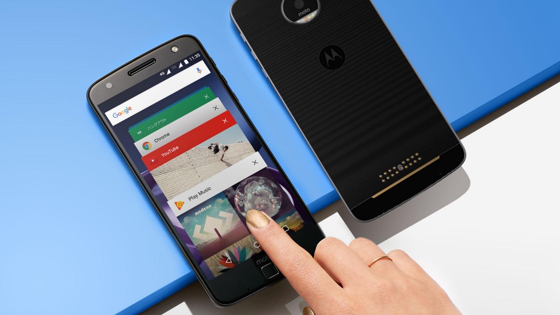 未発表「Moto Z2」をベンチマークで補足、Snapdragon 835搭載