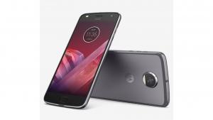 Motorola、指紋センサーでの操作にも対応した「Moto Z2 Play」を発表