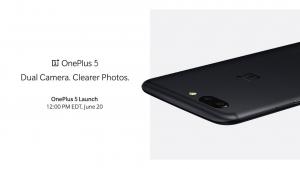 まるでiPhone 7 Plus?「OnePlus 5」公式プレス画像が公開