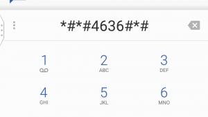 「BlackBerry KEYone」は*#*#4636#*#*利用不可、対処法あり【KEYone Tips】