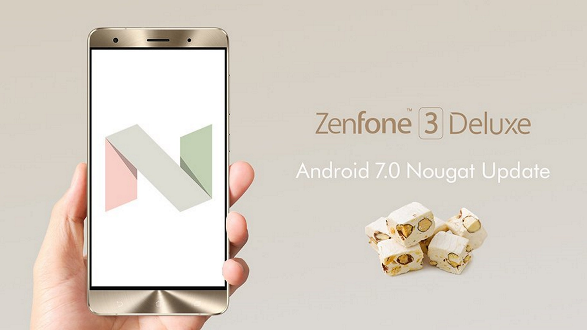 「ZenFone 3 Deluxe(ZS570KL)」のAndroid 7.0アップデート、7月3日開始【追記】
