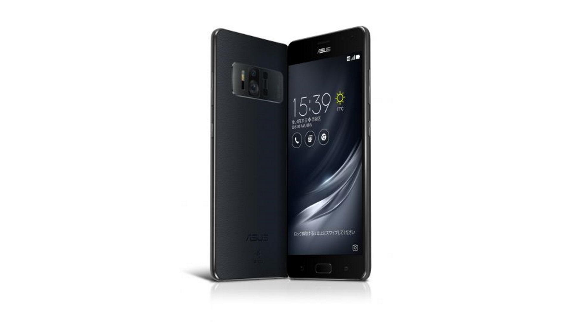 国内版「ZenFone AR」は6月23日発売、予約開始