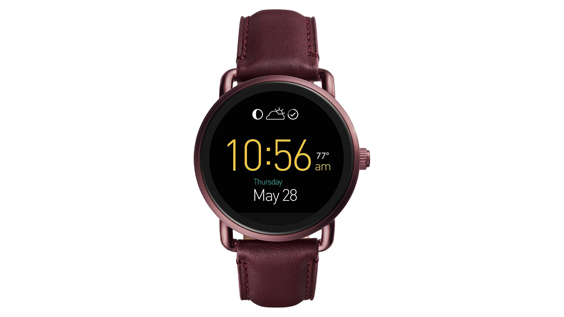 「Fossil Q Marshal/Wander」23,999円【Prime Day】