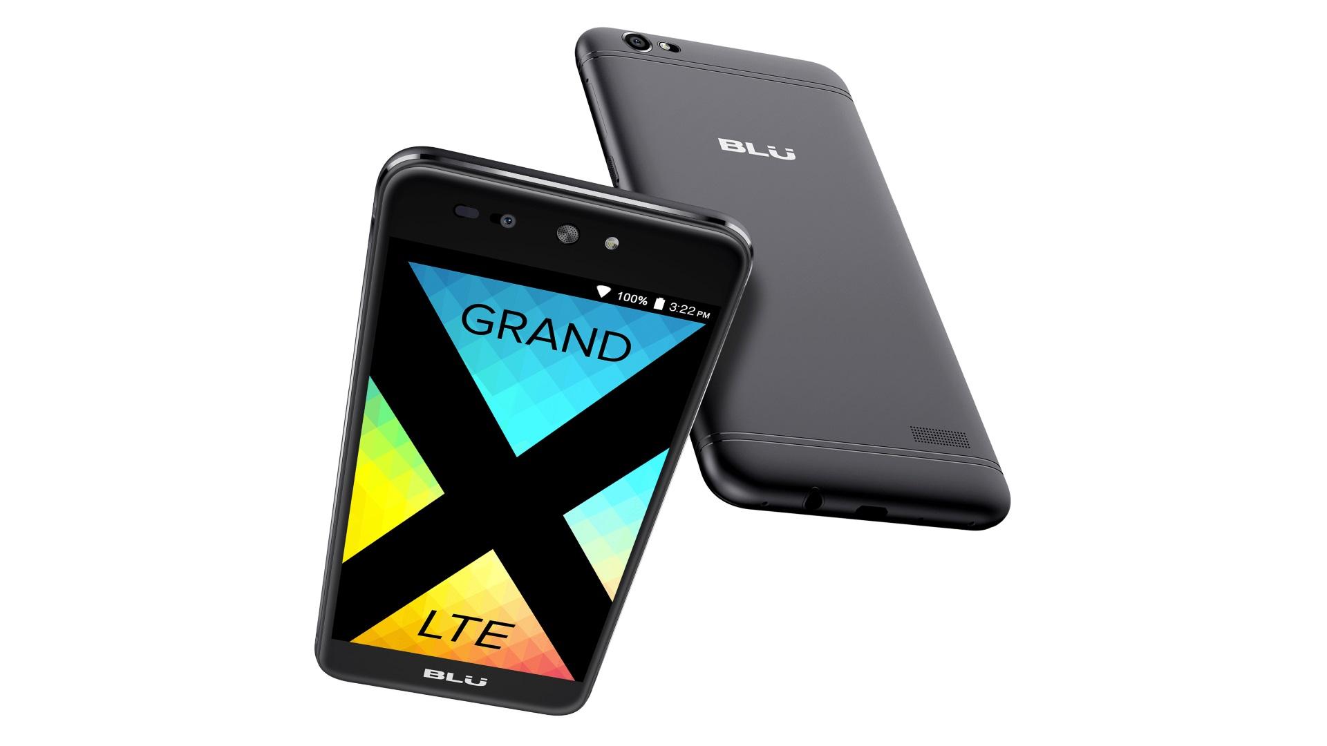 Amazon「BLU GRAND X LTE」+MVNO SIMセットを9,800で販売中