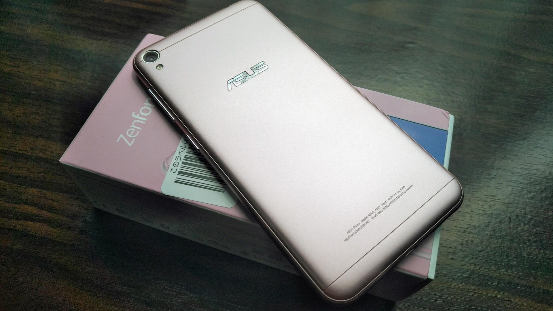 気を付けて!「ZenFone Live」用ガラスフィルム選び【レポート】