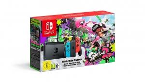 「Nintendo Switch」海外Amazonから直輸入可能、「スプラトゥーン2」セットも