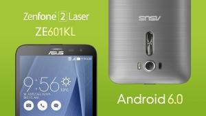 国内版「ZenFone 2 Laser(ZE601KL)」Android 6.0アップデート開始(7月21日より)