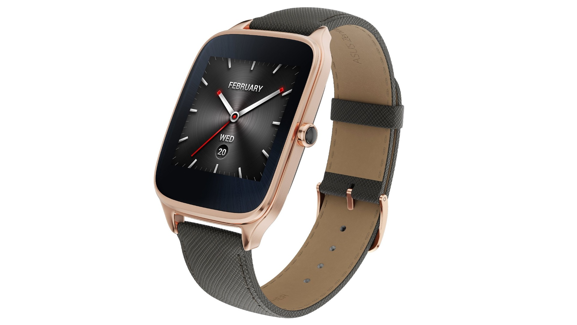 「ZenWatch 2(WI501Q)」Android Wear 2.0アップデート開始