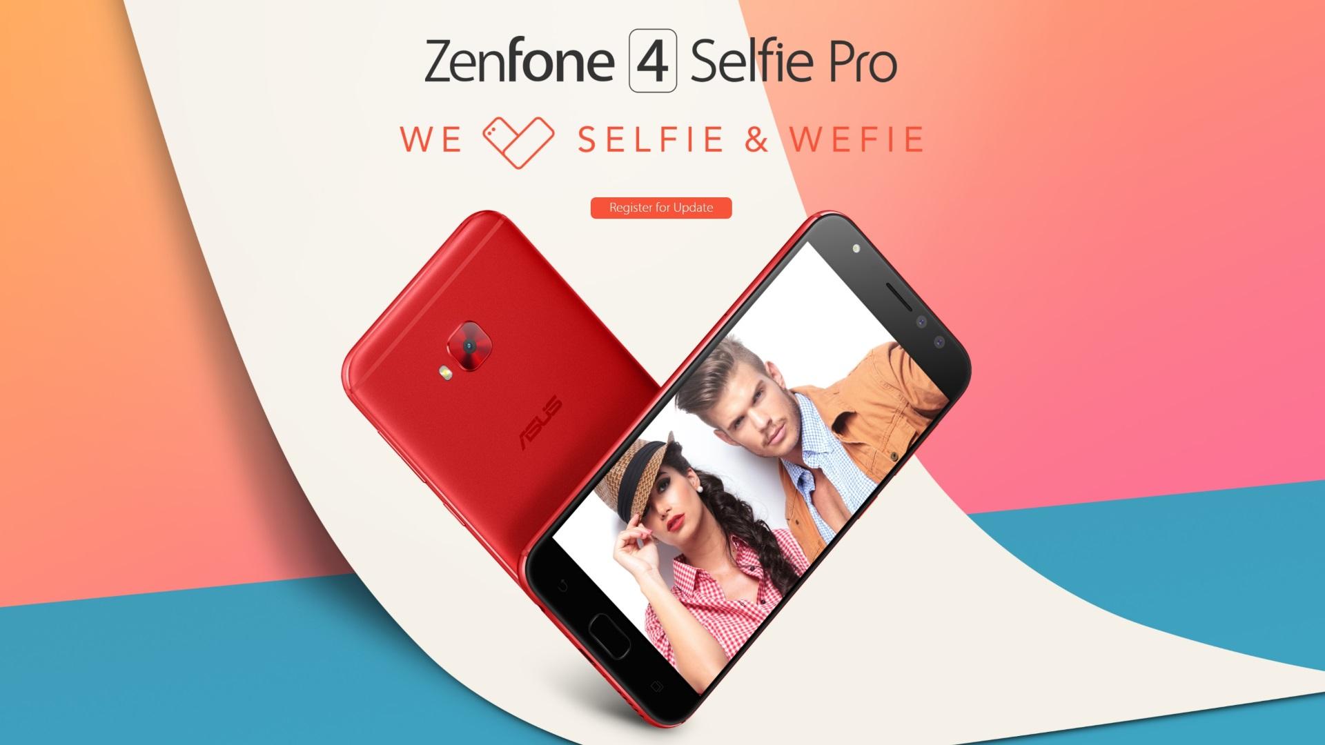 フロントデュアルカメラ搭載「ZenFone 4 Selfie(ZD553KL)/Pro(ZD552KL)」正式発表