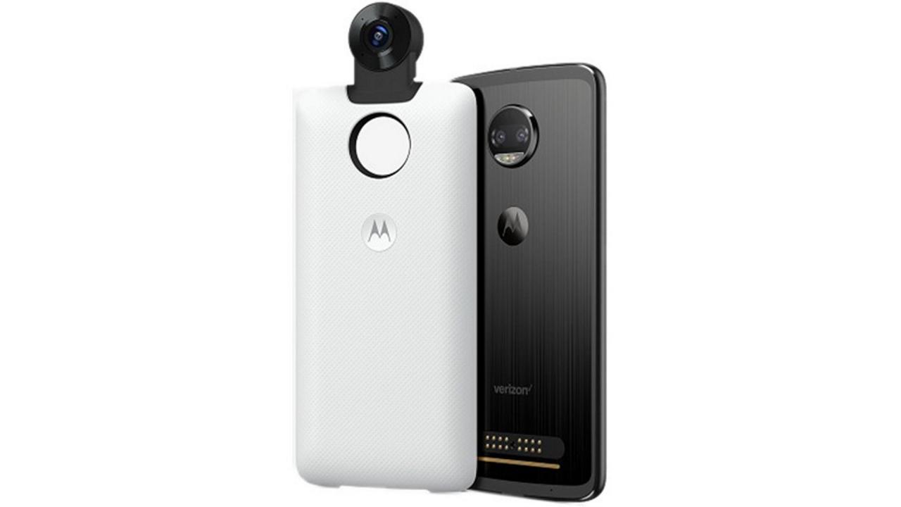Motorola、新型Moto Mods「Moto Gamepad」「Moto 360 Camera」を10月27日より国内発売