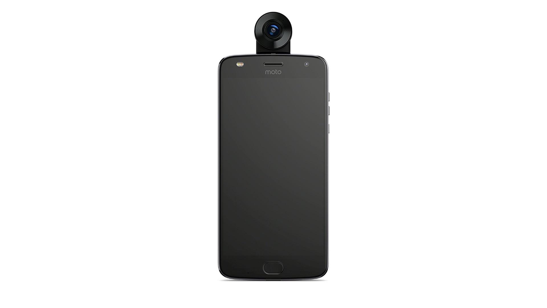 360度4K動画&3Dサウンド撮影対応Moto Mods「Moto 360 Camera」が米Amazonで発売