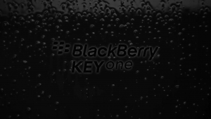 BlackBerry、IFA 2017でオールブラックな「KEYone」を発表?