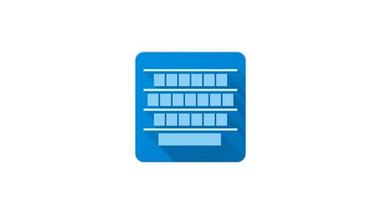 「BlackBerry キーボード」v3.1.0で新しいスライド拡張キーボードが追加