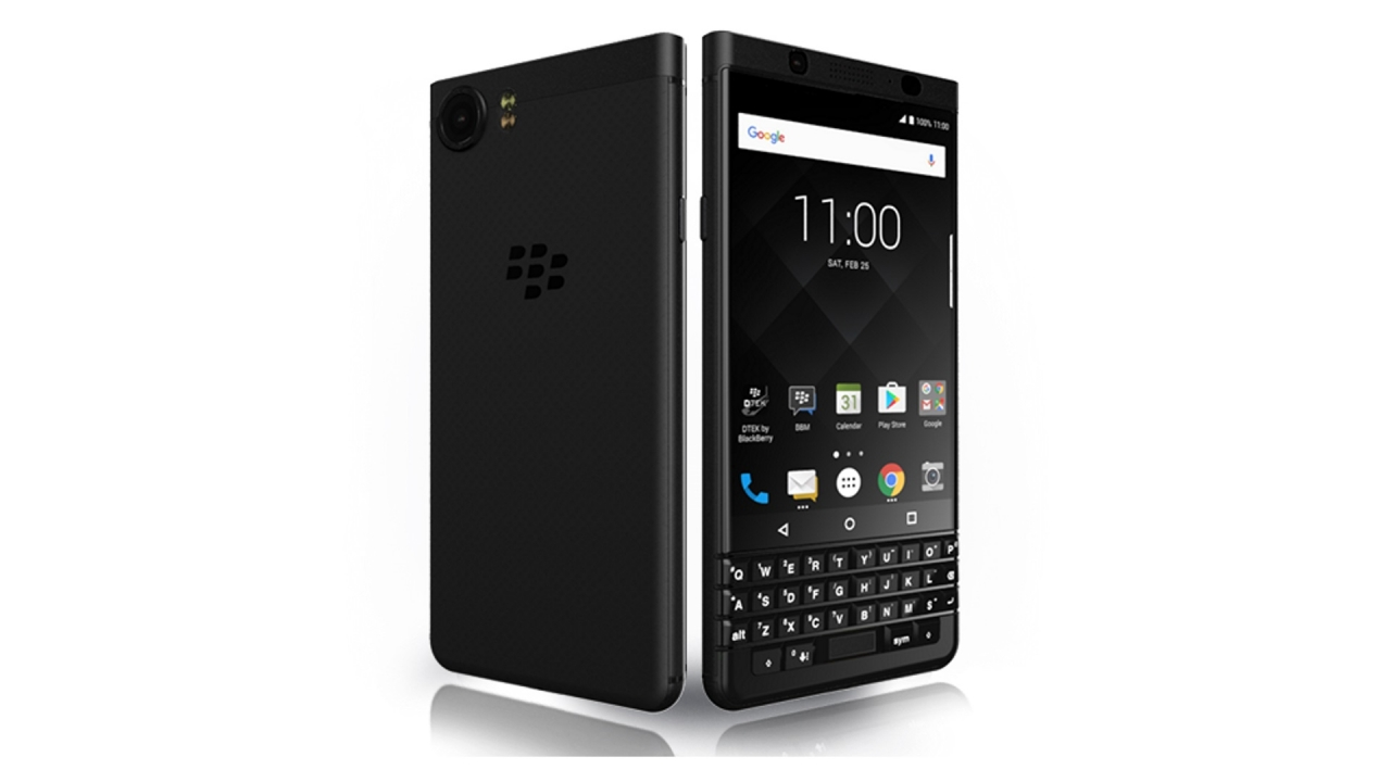 Clove、「BlackBerry KEYone BLACK EDITION」の予約を開始