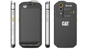 イオシス、キャタピラーの高耐久スマートフォン「CAT S60」を59,800円で販売