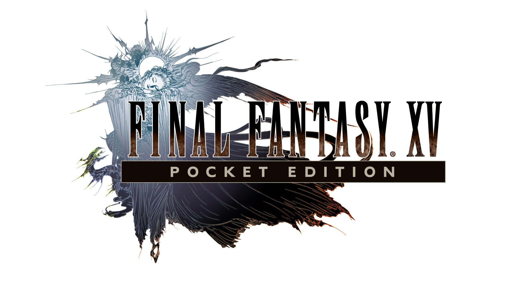 ゲームアプリ「ファイナルファンタジーXV ポケットエディション」の配信が決定