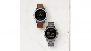 新型Android Wear「Fossil Q Explorist/Venture」がいきなり国内発売