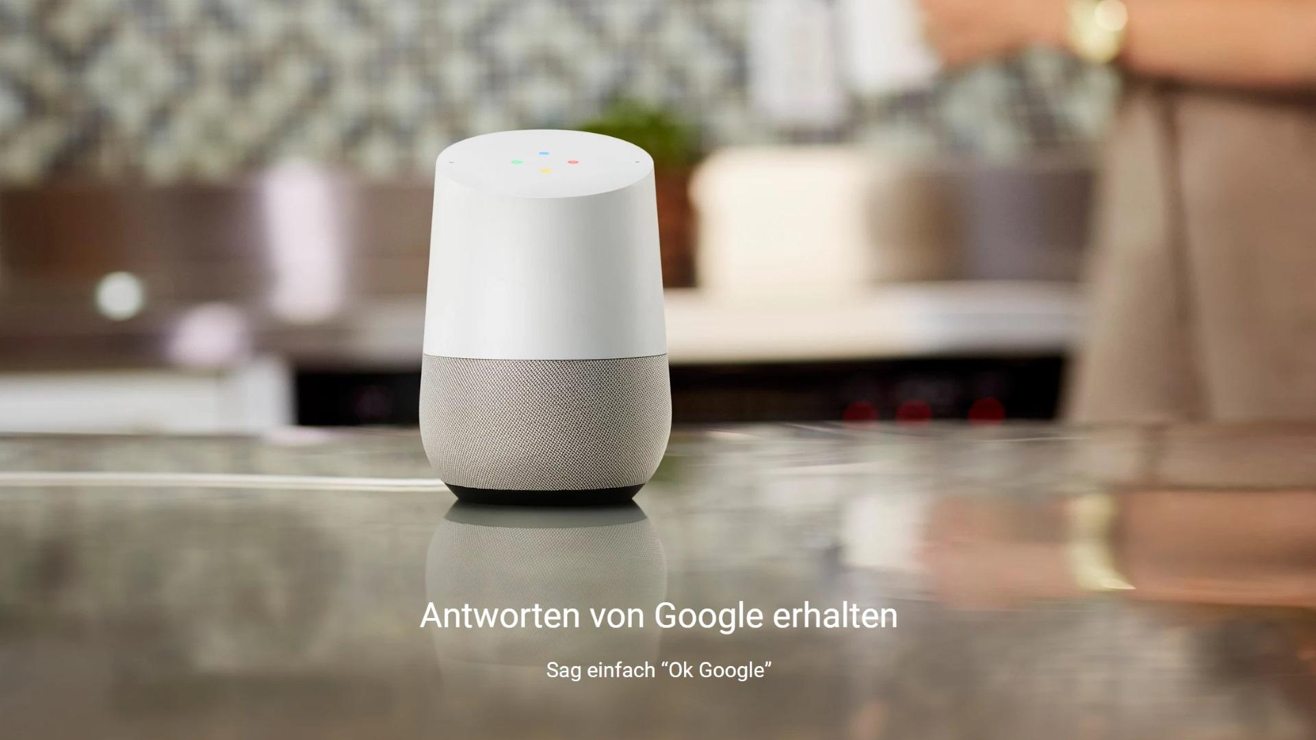 「Google Home」ドイツで発売、残るは日本