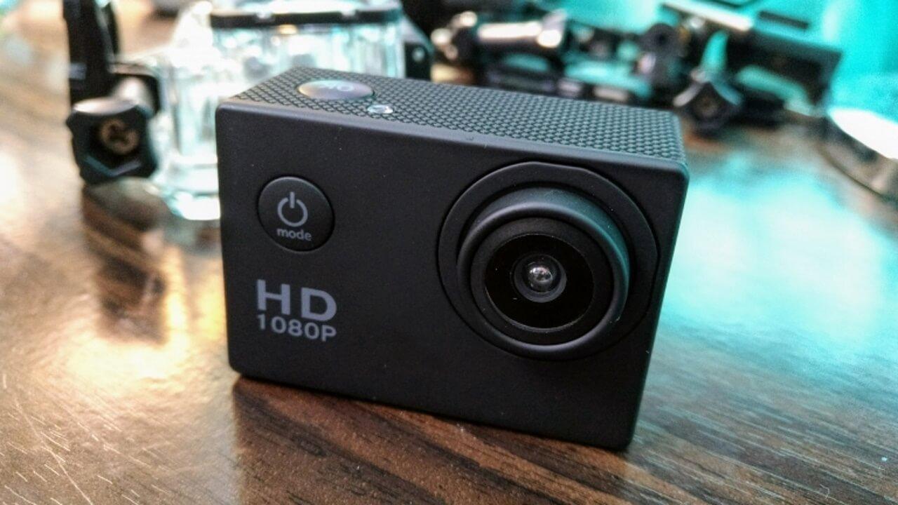 「アクティブギア フルHDカメラ」購入前に知っておくべき注意点【レポート】