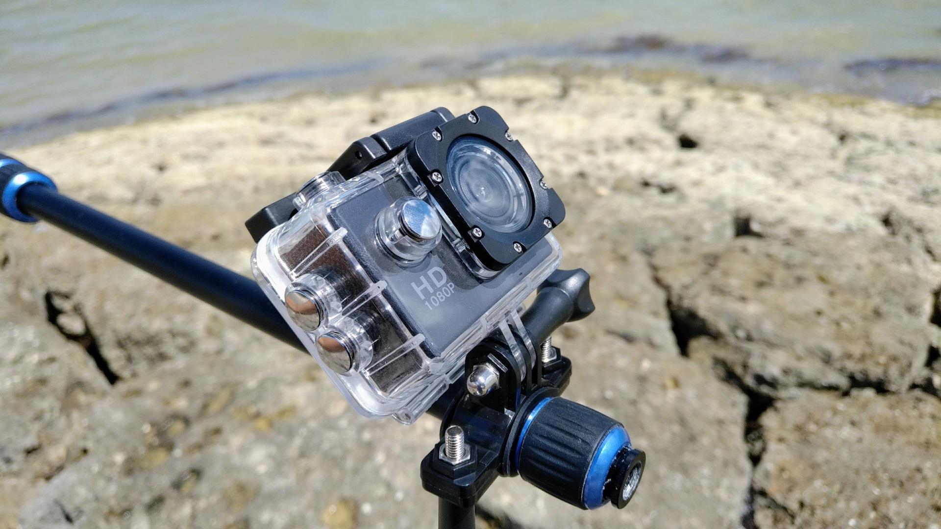 「アクティブギア フルHDカメラ」で水中散歩動画を撮ってみた【レポート】