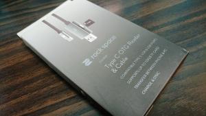1本あると安心、microSDカードリーダー搭載USB Type-Cケーブル【レビュー】