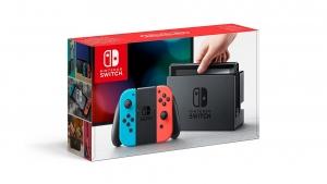 """英Amazonに「Nintendo Switch」""""ネオン""""が入荷!!直輸入可能に"""