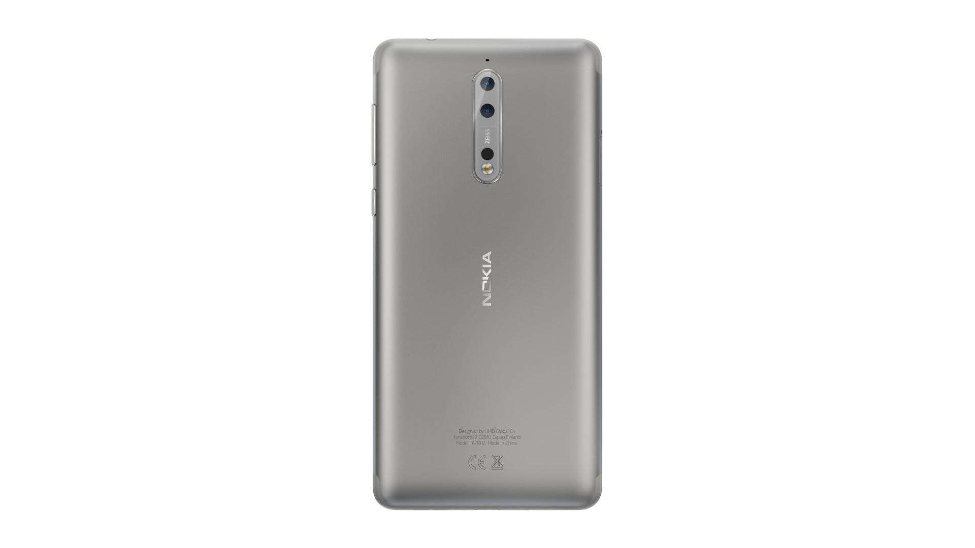 ドイツAmazonで「Nokia 8」の予約受付中、9月8日入荷予定で日本直送にも対応