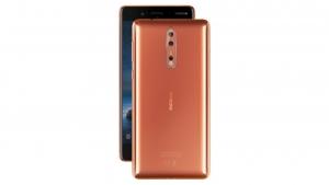 「Nokia 8」はCloveにほぼ予定通り入荷、予約も開始