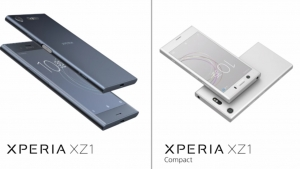 Android 8.0初期搭載「Xperia XZ1/XZ1 Compact」を正式発表
