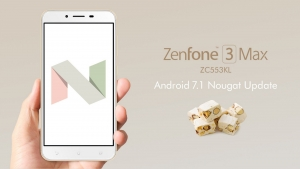 「ZenFone 3 Max(ZC553KL)」にAndroid 7.1アップデートが配信、新たにDSDSをサポート